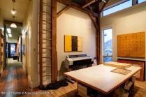 Art House Basalt, Studio Work Area