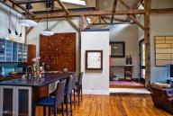 Art House Basalt, Kitchen/Living Area